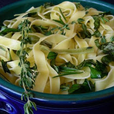 Ww Linguine With Herbed Butter 5-Points