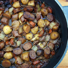 Beef Stew With Charlotte Potatoes