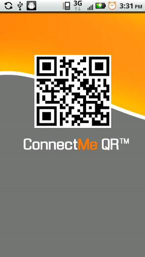 ConnectMe QR™ Reader
