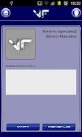 Screenshot of Virtual Face