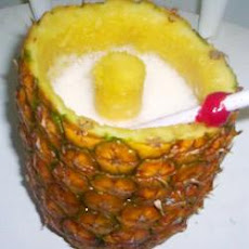 No Alcohol Pina Colada