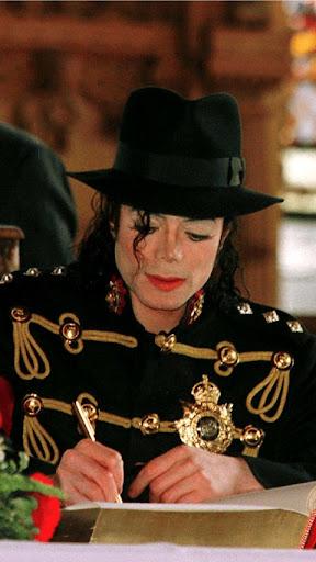 マイケルジャクソン公式着せ替え