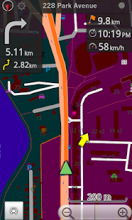 Mexico GPS Navigation - screenshot