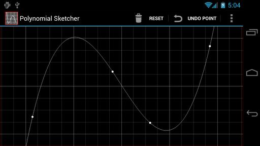 Polynomial Sketcher
