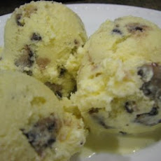 French Vanilla Cookie Dough Ice Cream