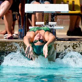 by Ken Deleske - Sports & Fitness Swimming