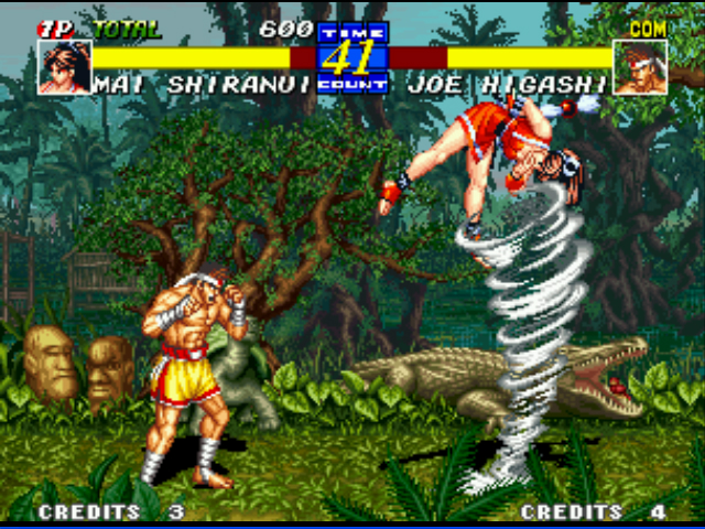 Fatal Fury: Battle Archives Volume 1