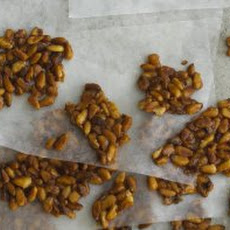Salted Pine Nut Toffee Recipe