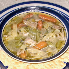 Old Fashioned Chicken Soup (Made Easy)