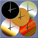 Elegant Analog Clock icon