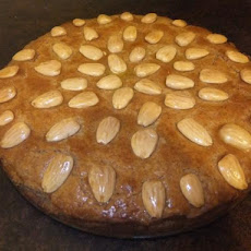 Speculaas Tart With Almond Filling