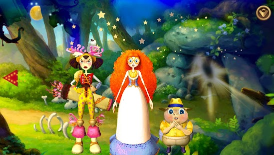 Baru and the Spirit Prince- screenshot thumbnail