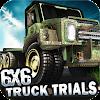 6X6 Truck Trails Wild OffRoad