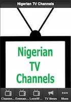 Screenshot of Nigerian TV Channels