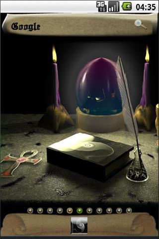 Book of Shadows Theme