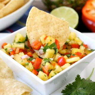 Pineapple Chili Salsa Recipes