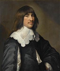 RIJKS: Michiel Jansz. van Mierevelt: Portrait of Henrick Hooft 1640