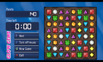 Screenshot of Glow Gems