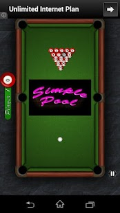 Simple Pool Free - screenshot