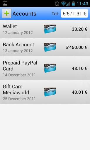 My Expenses Free