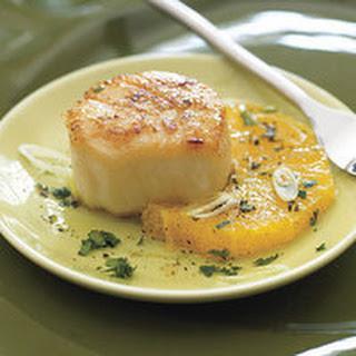 Orange Scallops Recipes