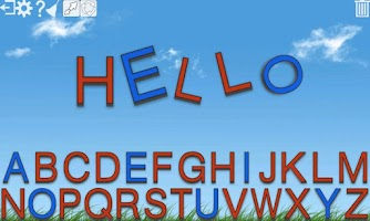 Screenshot of Montessori Words &Phonics Free