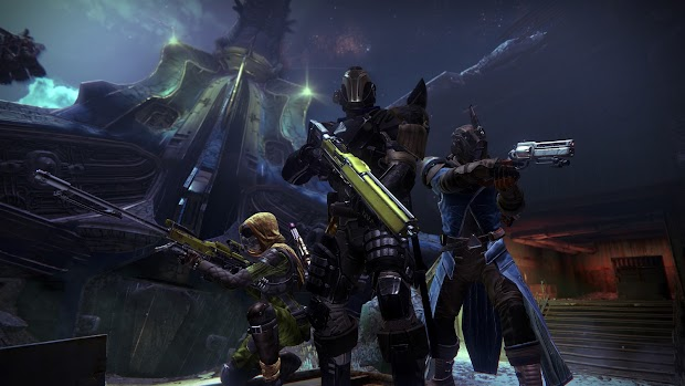 Bungie targeting 6 v 6 for Destiny's PvP multiplayer, it will be skill based