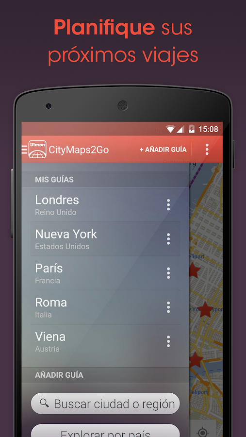 Descargar City Maps 2go Pro Offline Maps V Apk