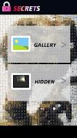 Screenshot of Secret Gallery
