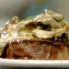 Steak Balmoral and Whisky Sauce from the Witchery by the Castle