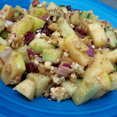 Blue Apple Salad