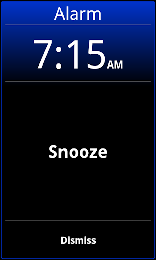 alarm-clock-xtreme-free for android screenshot