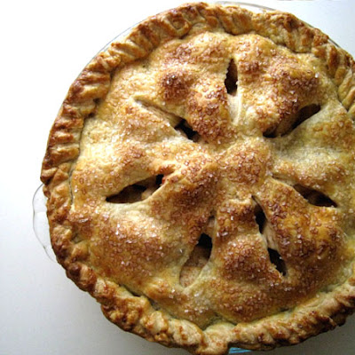 Antique Apple Pie (From October's Martha Stewart Living)