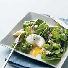 Cobb Salad with Poached Eggs