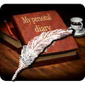 my-diary.org - a free diary icon