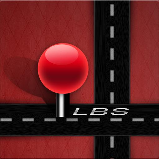 愛定位(iLBS) 工具 LOGO-阿達玩APP