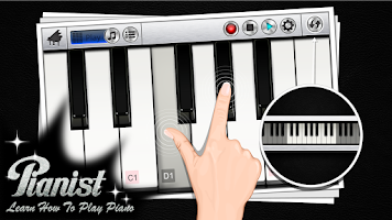 Screenshot of Piano Teacher