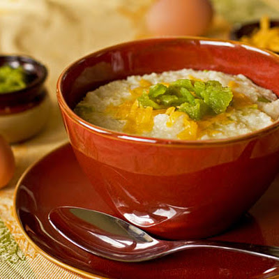 Grits and Green Chile