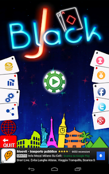 BlackJack 21 Free 154062 APK screenshot thumbnail 13