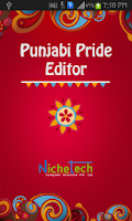 Screenshot of Punjabi Pride Punjabi Editor