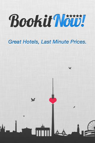 BookitNow Last Minute Hotels