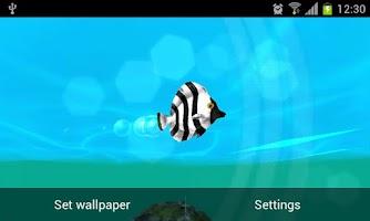 Screenshot of My Seaturtles HD LWP