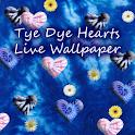 Tie Dye Hearts Live icon