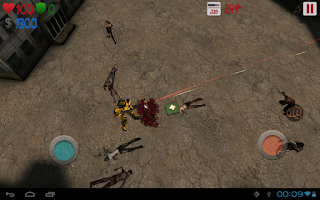 Screenshot of BloodLand