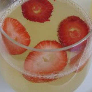 Champagne Orange Juice Punch Recipes