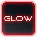 ADW Theme Glow Legacy Red Pro icon