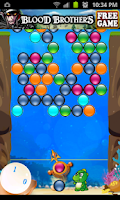 Screenshot of Bubble Blaster Pro