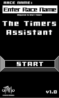 Screenshot of The Timers Assistant