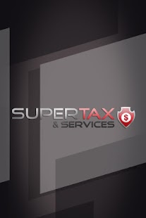 SuperTax and Services - screenshot
