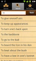 Screenshot of Idioms Pro
